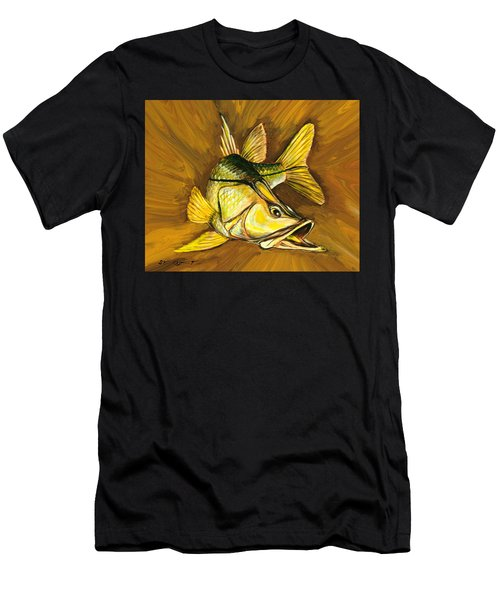Kelly B's Snook Men's T-Shirt (Athletic Fit)