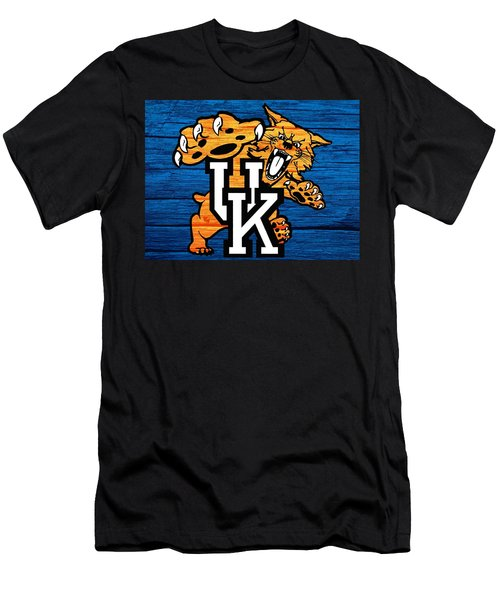 Kentucky Wildcats Barn Door Men's T-Shirt (Athletic Fit)