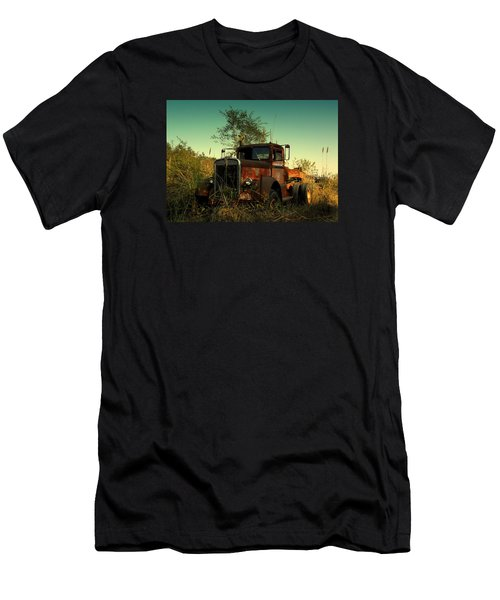 Kenwoth Men's T-Shirt (Slim Fit) by Salman Ravish