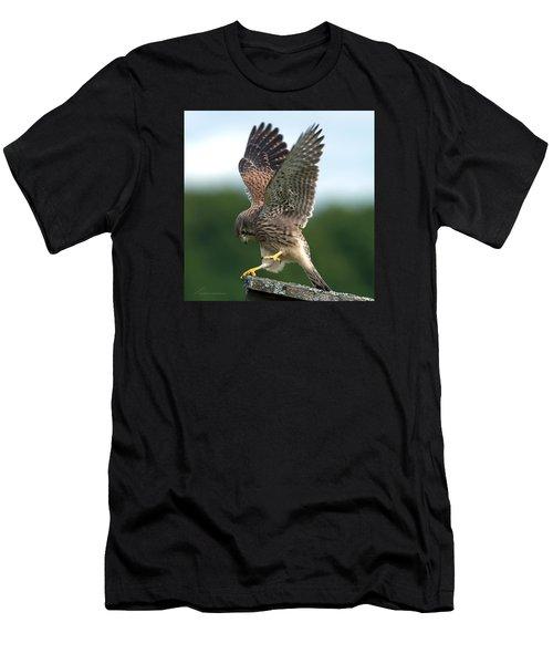 Kestrel's Performance Men's T-Shirt (Athletic Fit)