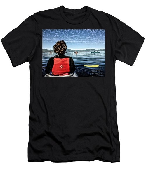 Ketchikan Men's T-Shirt (Athletic Fit)