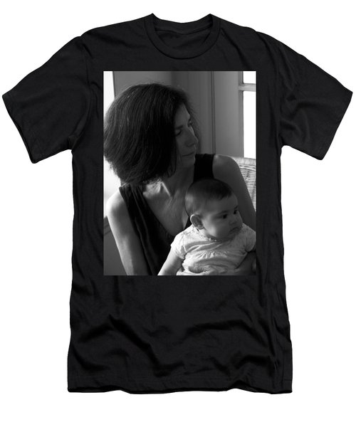 Kiara And Her Ami Men's T-Shirt (Athletic Fit)