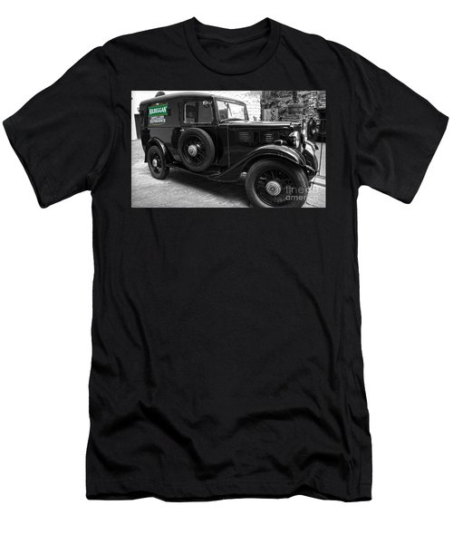 Kilbeggan Distillery's Old Car Men's T-Shirt (Athletic Fit)