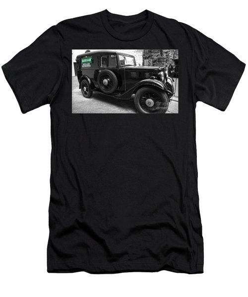Kilbeggan Distillery's Old Car Men's T-Shirt (Athletic Fit)