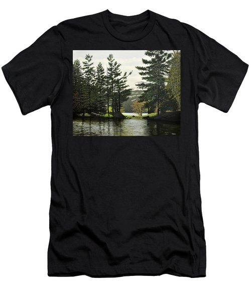 Killarney Men's T-Shirt (Athletic Fit)