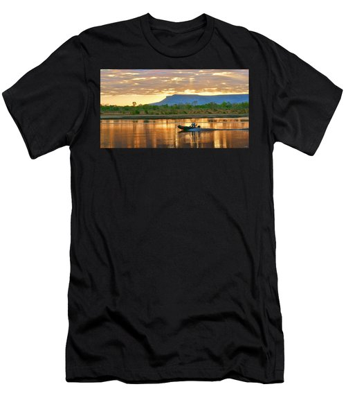Kimberley Dawning Men's T-Shirt (Athletic Fit)