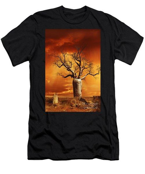 Kimberley Dreaming Men's T-Shirt (Athletic Fit)