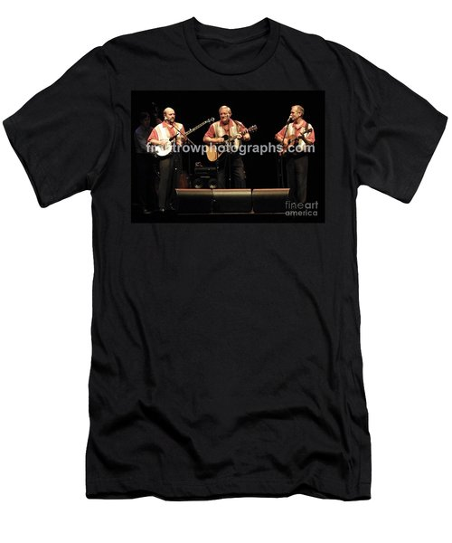 Kingston Trio Men's T-Shirt (Athletic Fit)