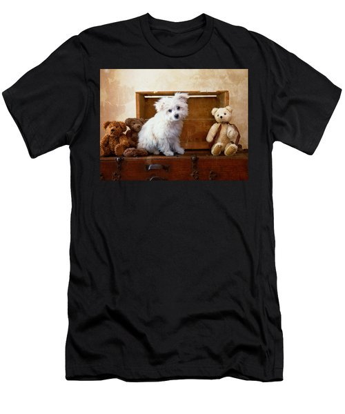 Kip And Friends Men's T-Shirt (Athletic Fit)