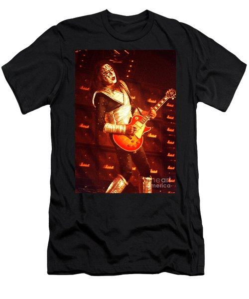 Kiss-ace-0544 Men's T-Shirt (Athletic Fit)