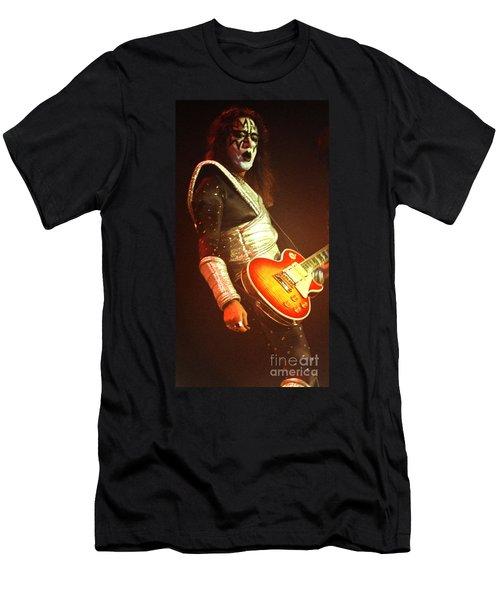 Kiss-ace-0549-1 Men's T-Shirt (Athletic Fit)