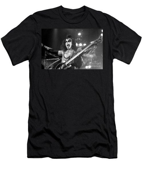 Kiss-gene-gp11 Men's T-Shirt (Athletic Fit)