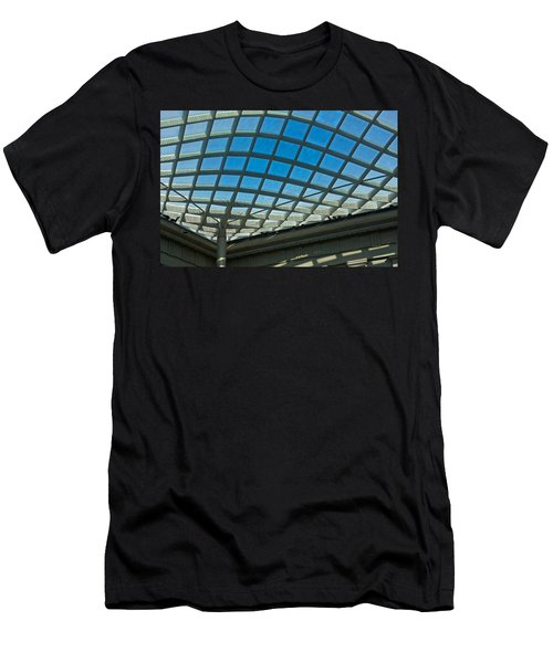 Kogod Courtyard Ceiling #3 Men's T-Shirt (Athletic Fit)