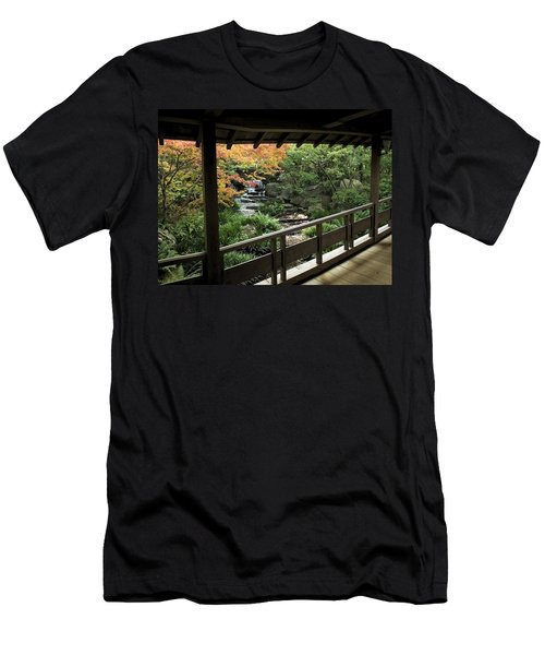 Kokoen Garden - Himeji City Japan Men's T-Shirt (Athletic Fit)