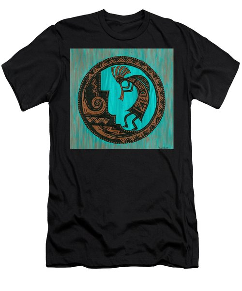Kokopelli Men's T-Shirt (Athletic Fit)