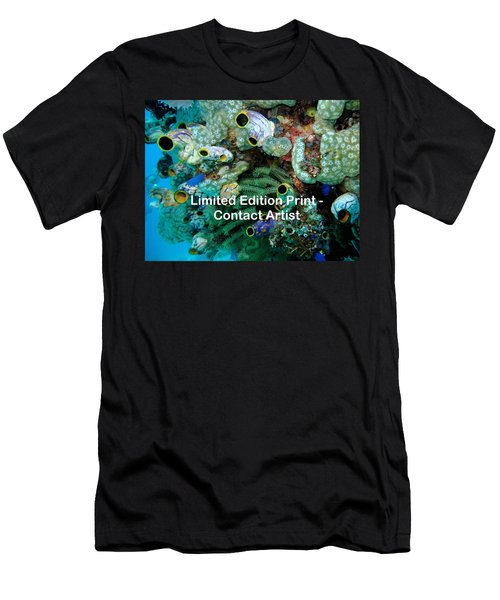Komodo Island 5 Men's T-Shirt (Athletic Fit)