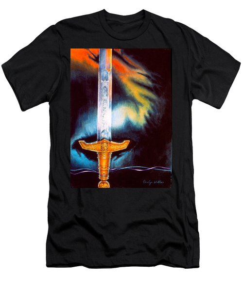 Kyle's Sword Men's T-Shirt (Athletic Fit)