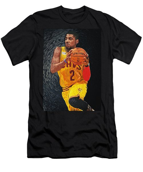 Kyrie Irving Men's T-Shirt (Athletic Fit)
