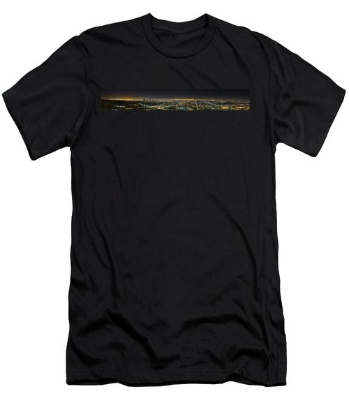 La At Night Men's T-Shirt (Athletic Fit)