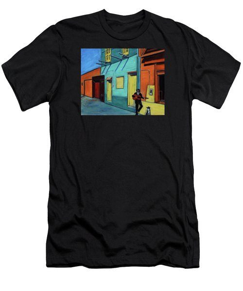 La Boca Morning II Men's T-Shirt (Athletic Fit)