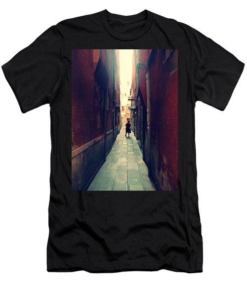 La Cameriera  Men's T-Shirt (Athletic Fit)