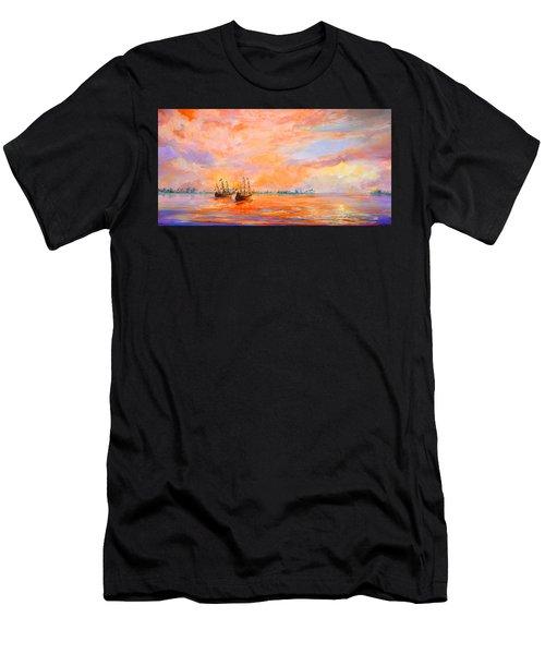 La Florida Men's T-Shirt (Athletic Fit)