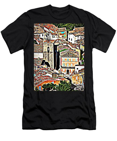 La Garde Freinet Men's T-Shirt (Athletic Fit)