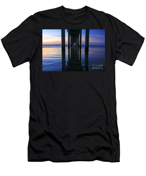 La Jolla Dream Light Men's T-Shirt (Athletic Fit)