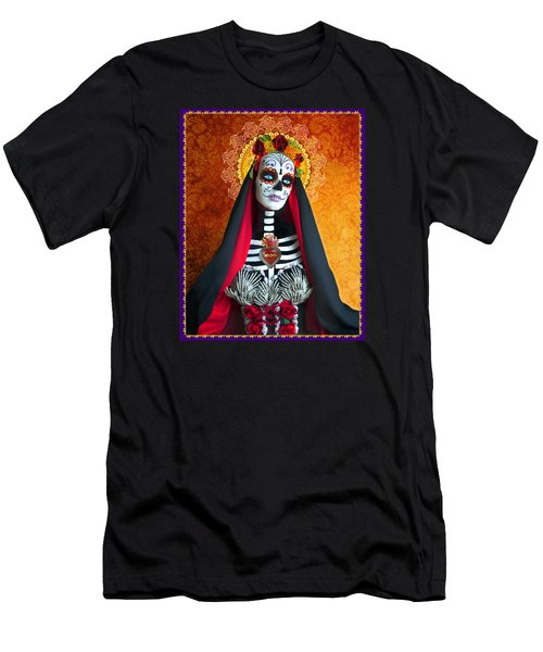 La Muerte Men's T-Shirt (Athletic Fit)