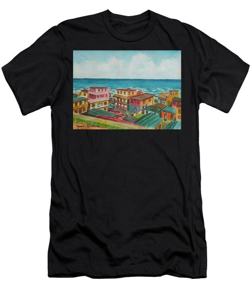 La Perla San Juan Pr Men's T-Shirt (Athletic Fit)