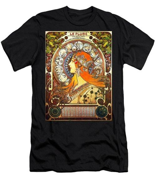 La Plume Zodiac Men's T-Shirt (Athletic Fit)