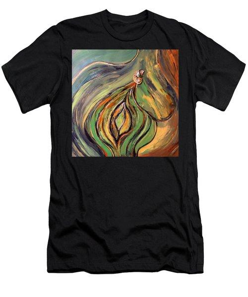 La Semilla - The Seed Men's T-Shirt (Athletic Fit)