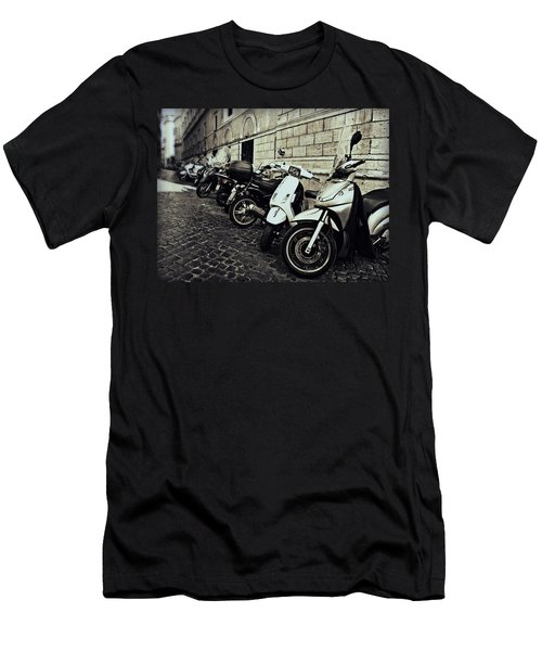 La Terra Di Moto Men's T-Shirt (Athletic Fit)