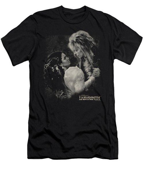 Labyrinth - Dream Dance Men's T-Shirt (Athletic Fit)