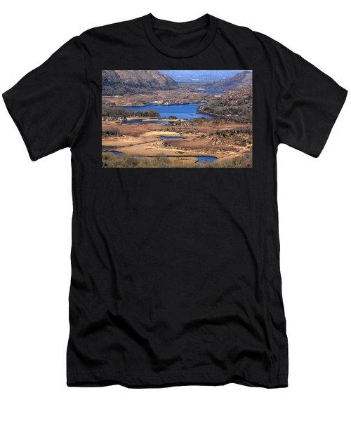 Ladies View Killarney National Park Men's T-Shirt (Athletic Fit)