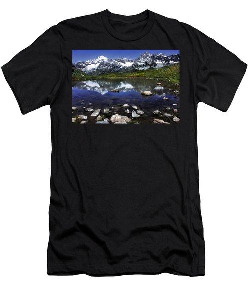 Lake Men's T-Shirt (Athletic Fit)