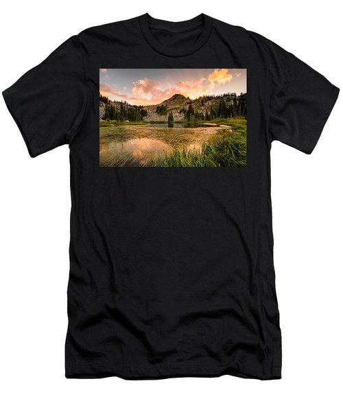 Lake Catherine Men's T-Shirt (Athletic Fit)