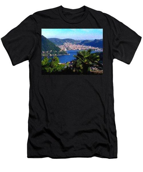 Lake Como Itl7724 Men's T-Shirt (Athletic Fit)