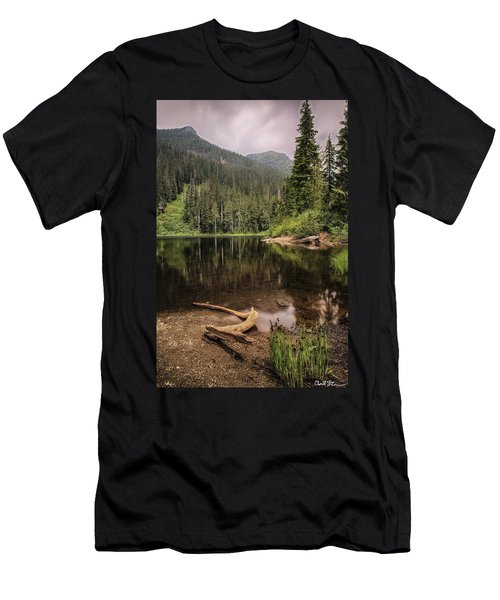 Lake Elizabeth Men's T-Shirt (Athletic Fit)