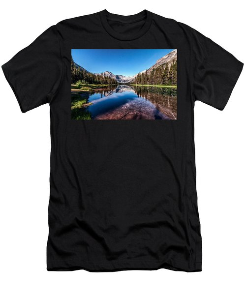 Lake Josephine Men's T-Shirt (Athletic Fit)
