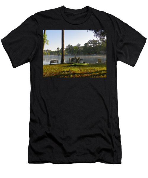 Lake Life Men's T-Shirt (Athletic Fit)