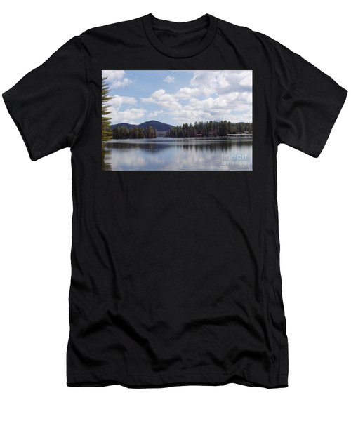 Lake Placid Men's T-Shirt (Athletic Fit)