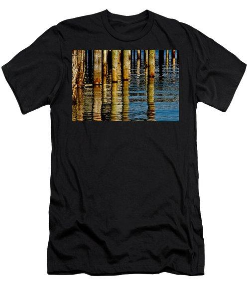 Lake Tahoe Reflection Men's T-Shirt (Athletic Fit)