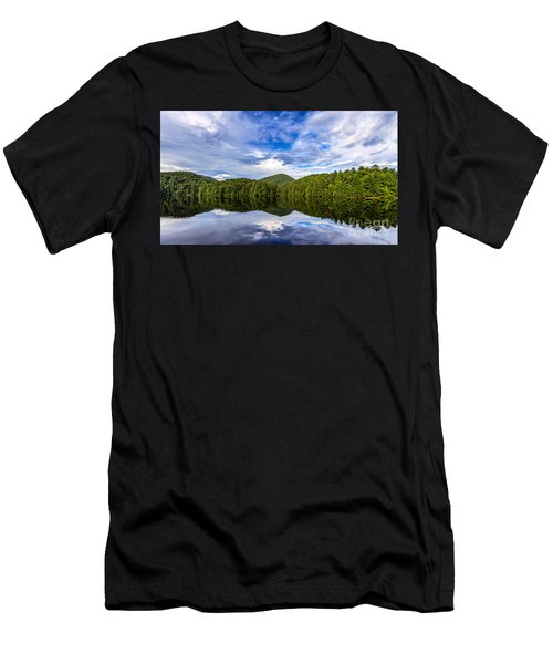 Unicoi Lake Men's T-Shirt (Athletic Fit)