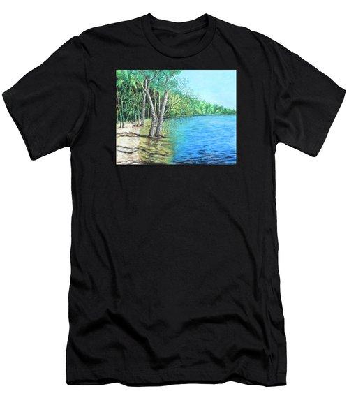 Lakeland 2 Men's T-Shirt (Athletic Fit)