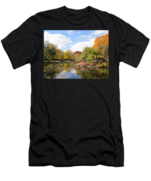 Lakeside Park Men's T-Shirt (Athletic Fit)