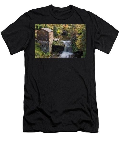 Lantermans Mill Men's T-Shirt (Athletic Fit)