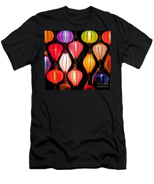 Lantern Stall 04 Men's T-Shirt (Athletic Fit)