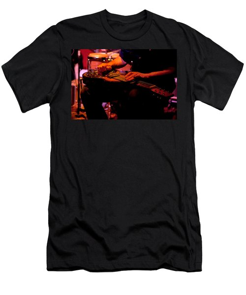 Lap Steel Men's T-Shirt (Athletic Fit)