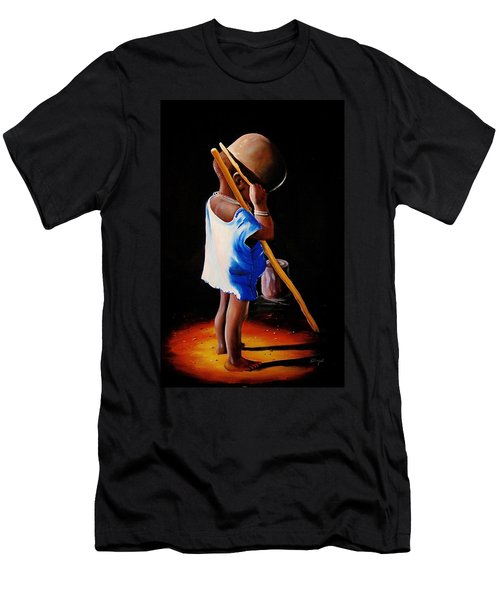 Last Of The Stew Men's T-Shirt (Athletic Fit)